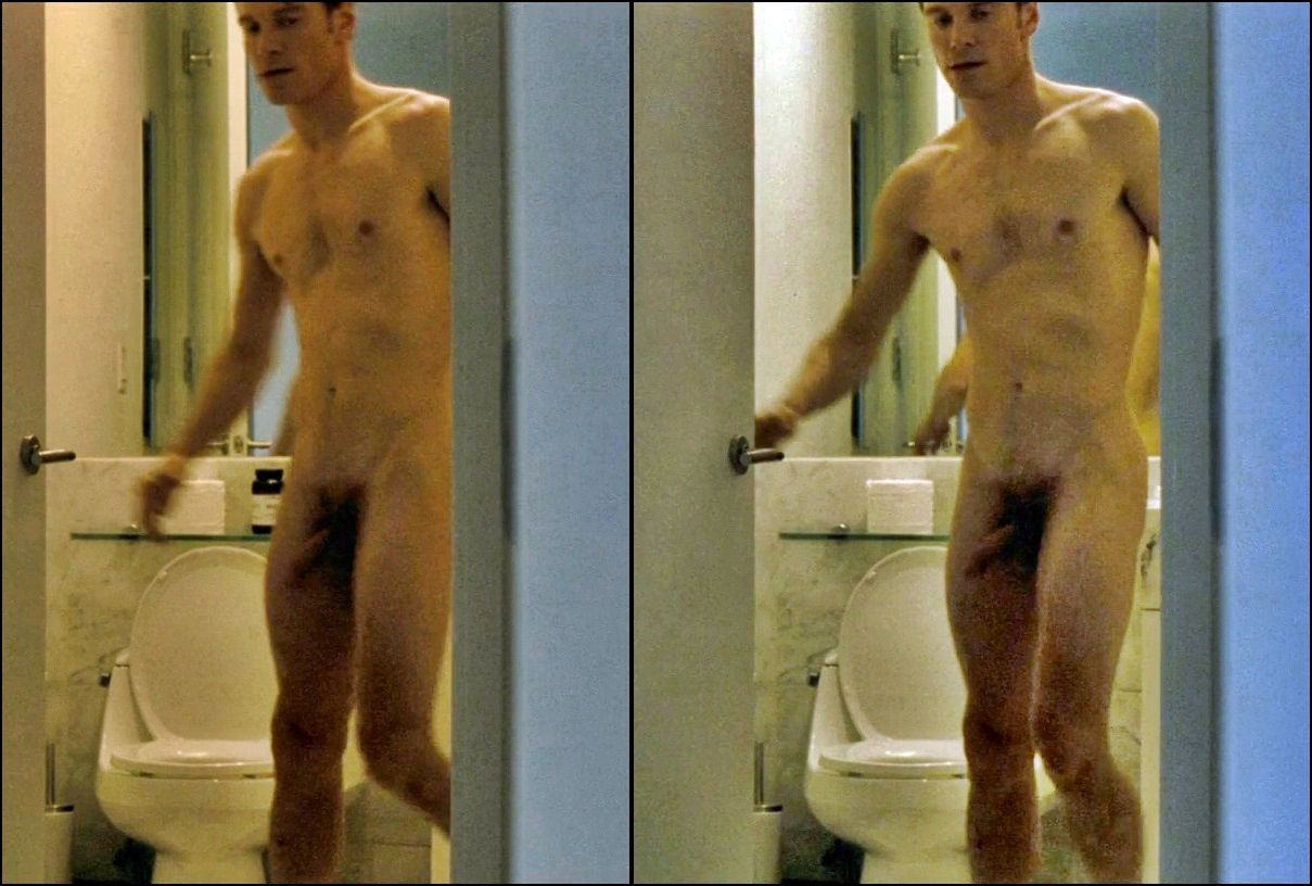 Sexy Michael Fassbender Nude Cock, Ass, Balls  Fucking In -4303