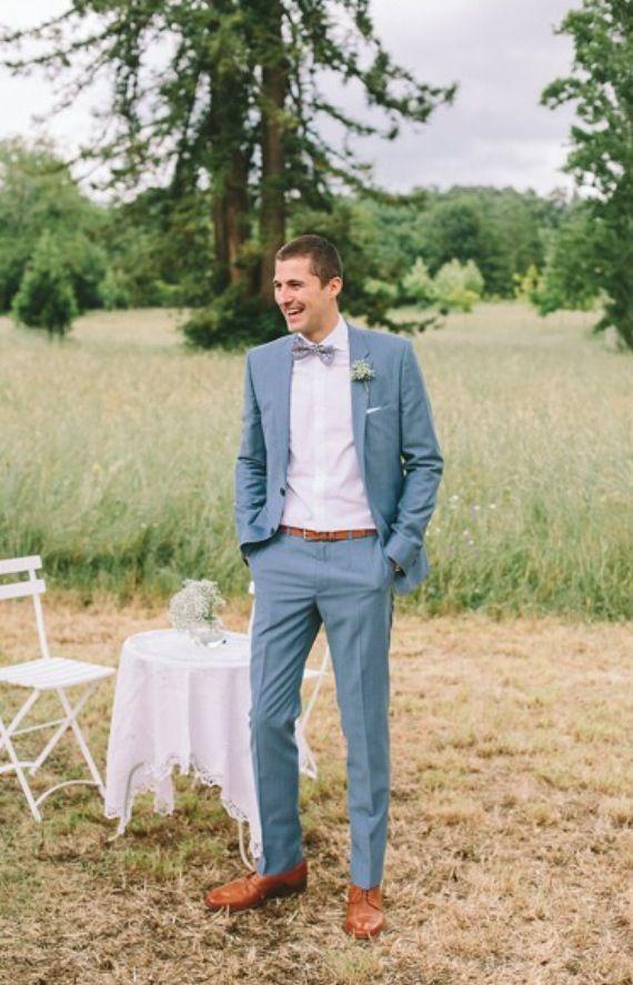 Perfect suit colour