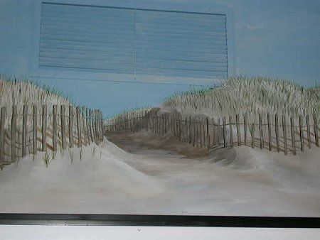 Heather Dunn & Co.: Gallery : Murals And Hand Painting - Just dazzling trompe l'oeil work!