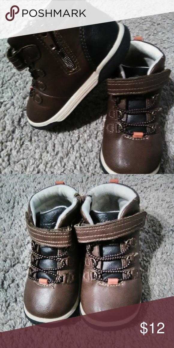 Kids eddie bauer boots Size 8 toddlers