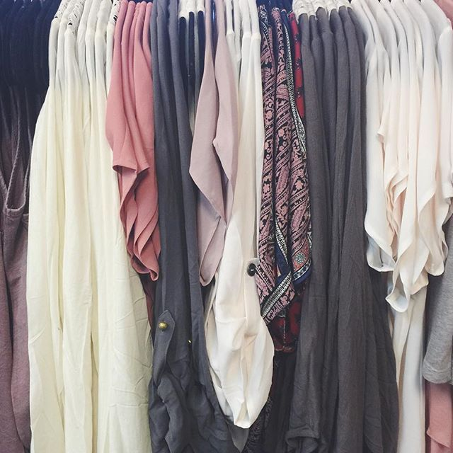 Tired of the dark & dreary colors?! Come shop our N E W Spring Fashion now arriving at both Hoity Toity Boutiques!  #shophoitytoity