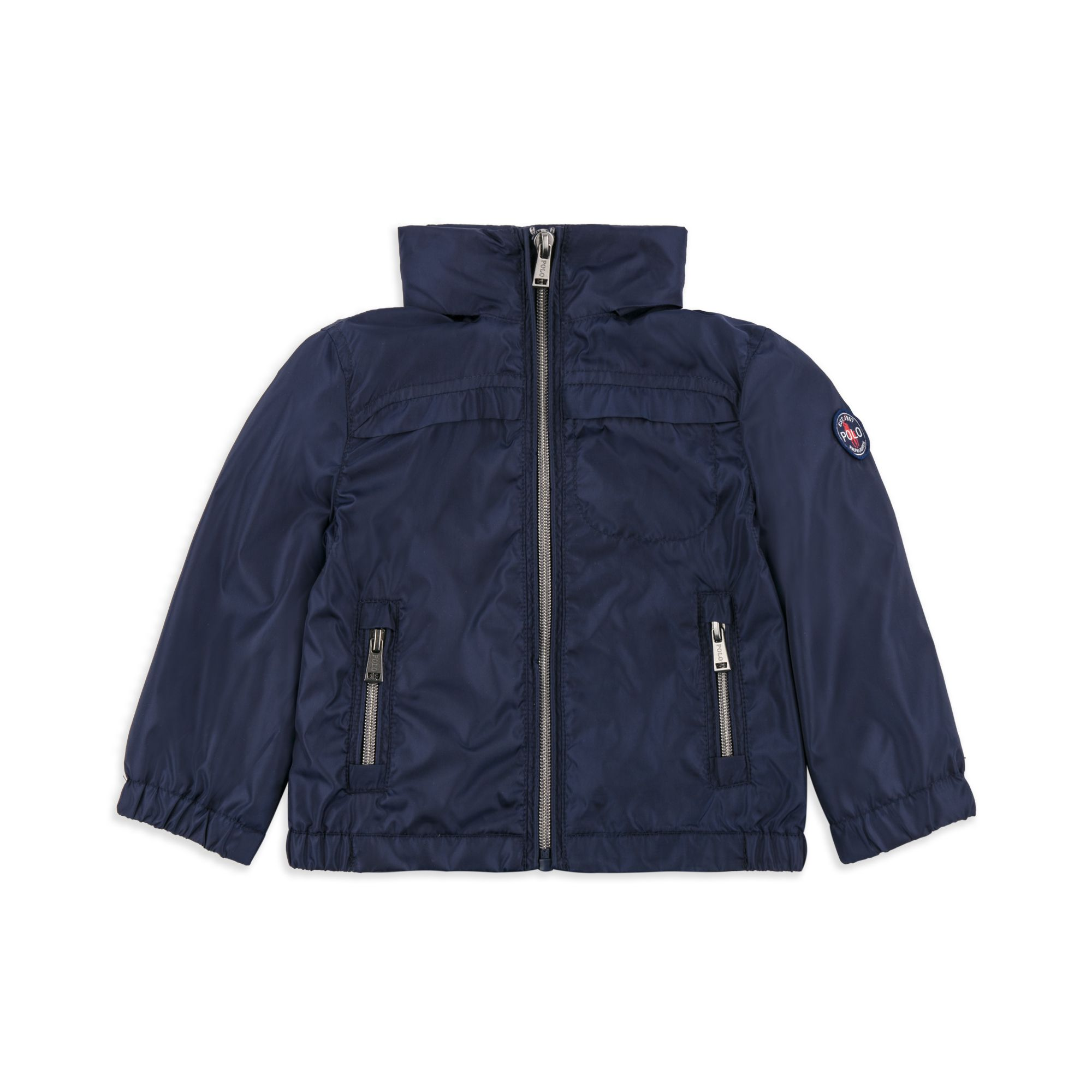 2b7940acf0b0 Baby Boys Nylon Windbreaker - Navy by Ralph Lauren