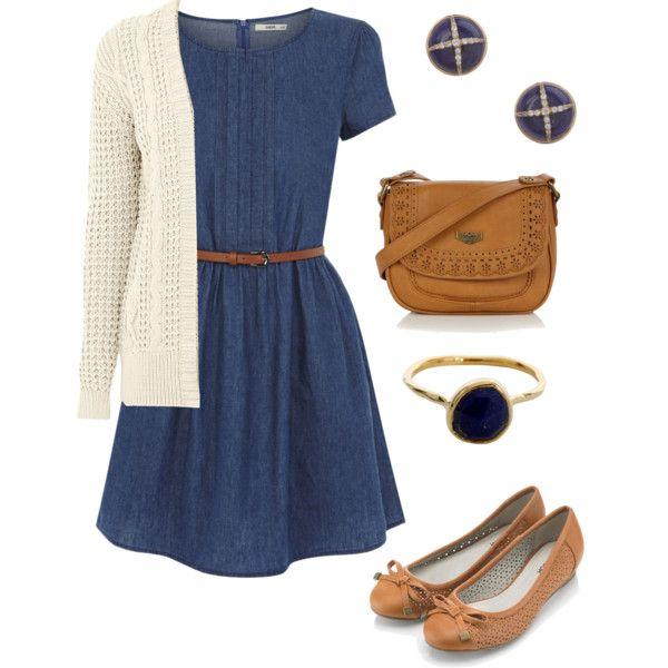 d7e8a1bc3c758a Modest and Cute Ideas to Wear to Church | Love these looks! | Church ...