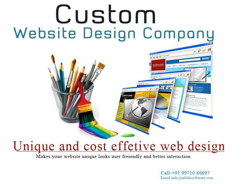 Custom Website Design Service Custom Website Design Company Web Design Services Website Design Services Custom Website Design