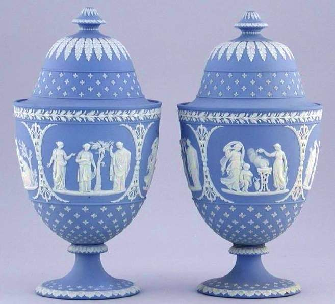 Wedgewood blue jasperware wedgewood and antiques for Wedgewood designs