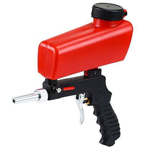 Holulo Sandblaster Sand Blaster Gun Kit Sand Blaster