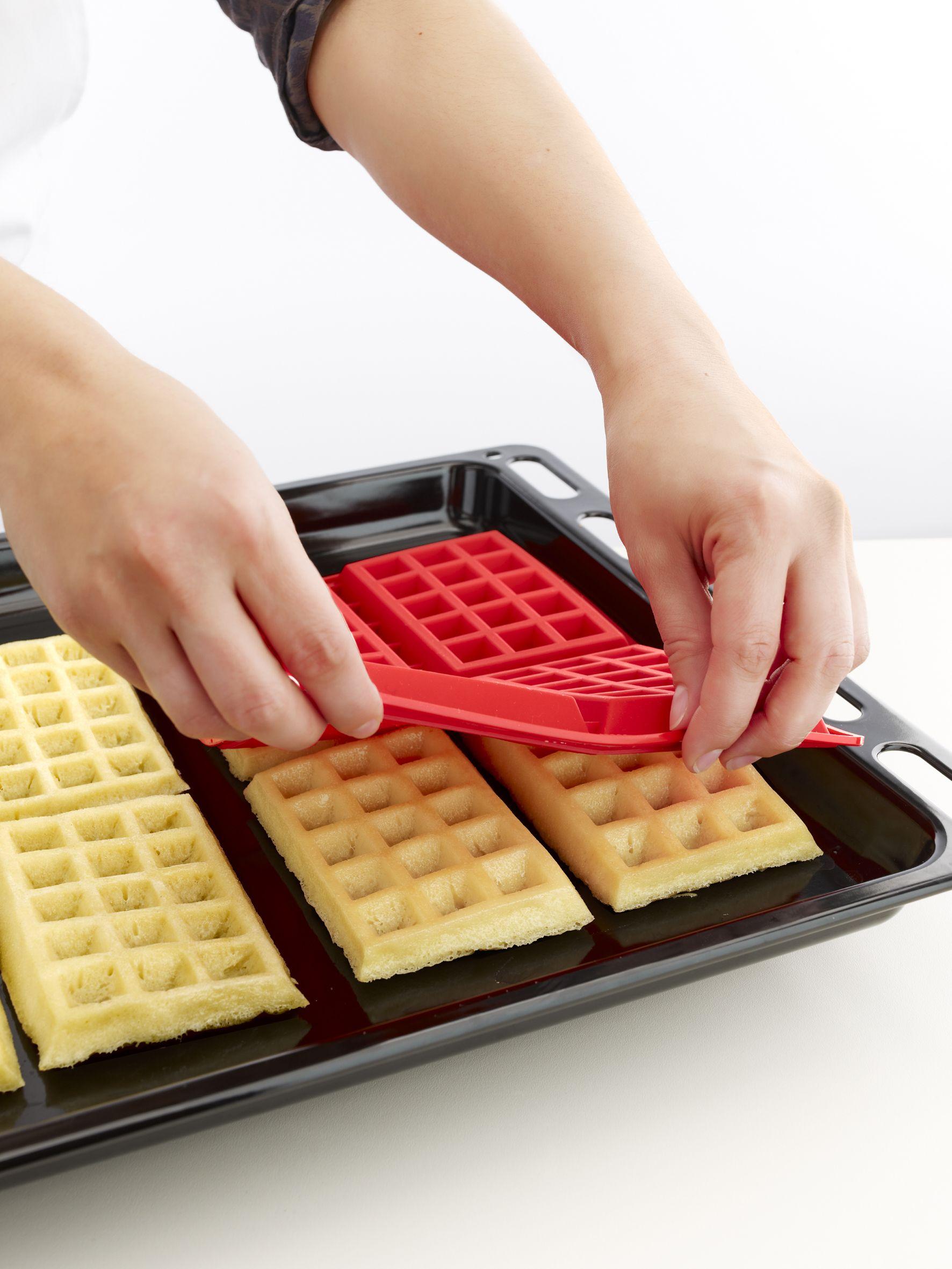 Heerlijke zoete wafels, zelf maken?