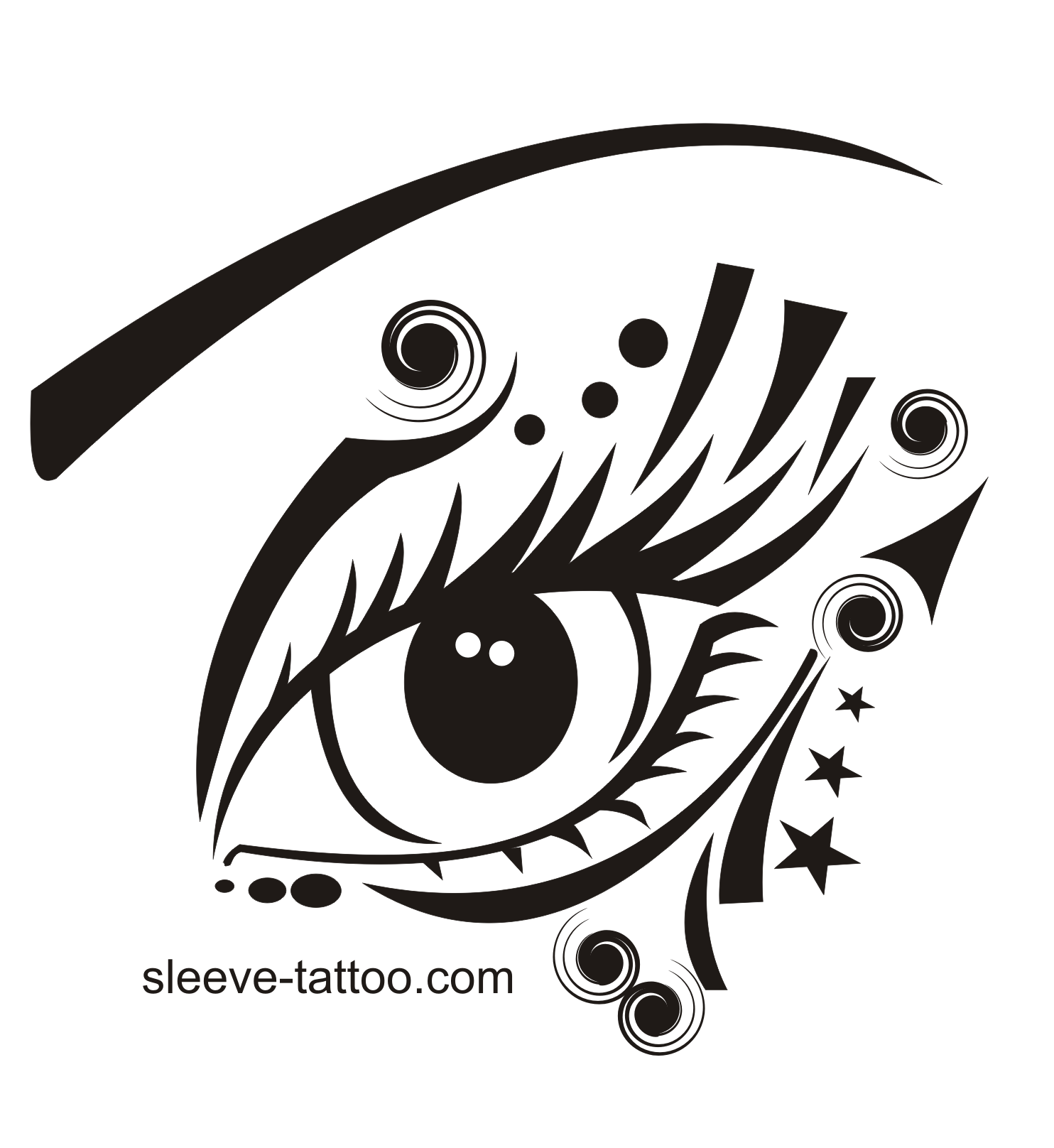 Simple skull tattoo designs - Awesome Tribal Tattoo History And Symbolism Cute Tattoo Design Simple Skull