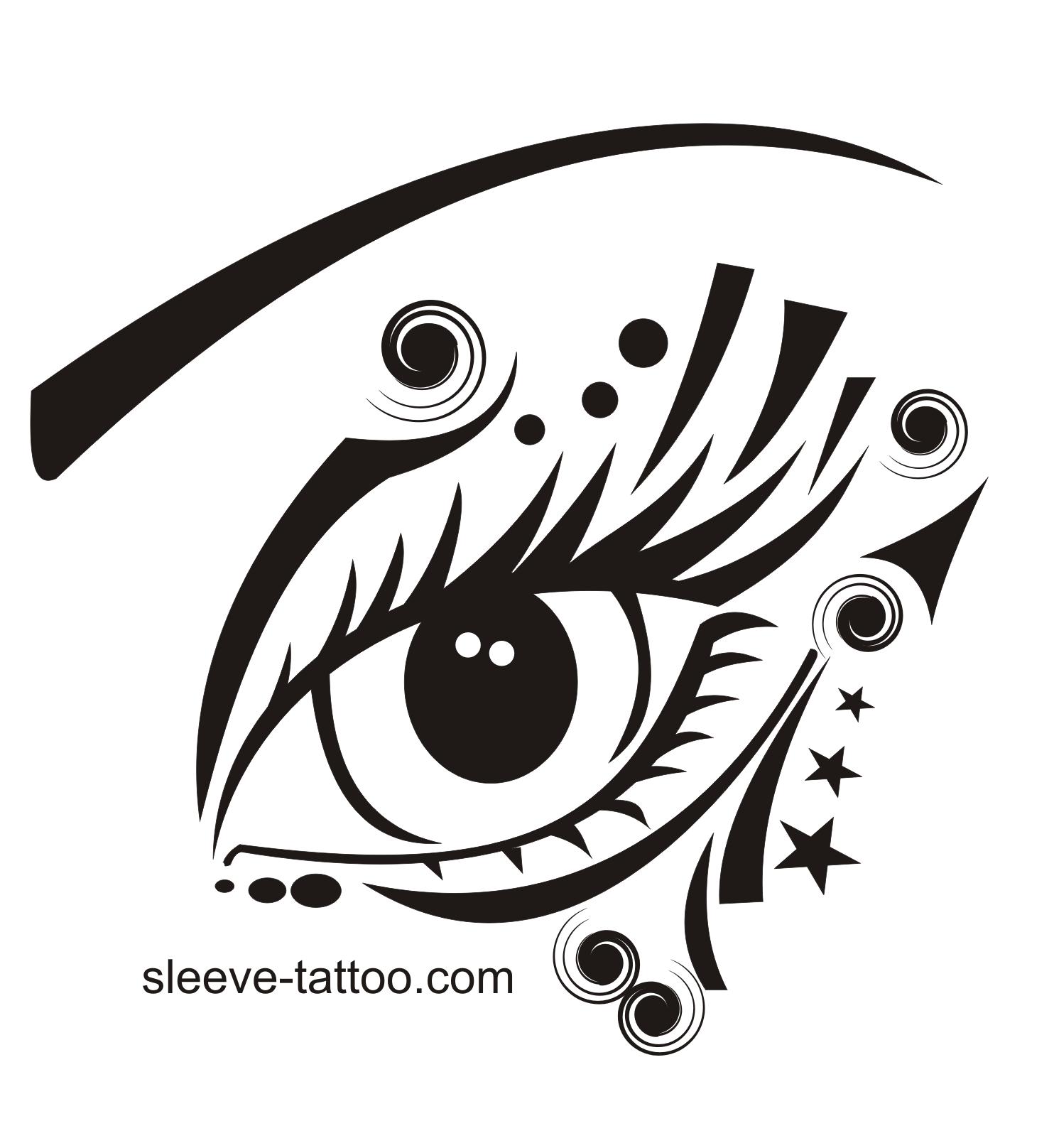 Simple skull tattoo designs - Awesome Tribal Tattoo History And Symbolism Cute Tattoo Design Simple Skull