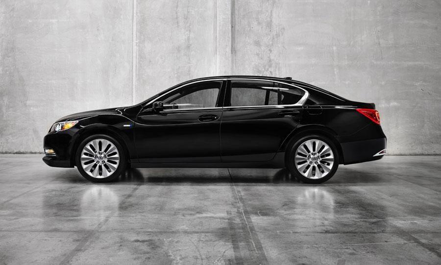 Acura RLX in 2020 Acura, Awd cars, Hybrid car