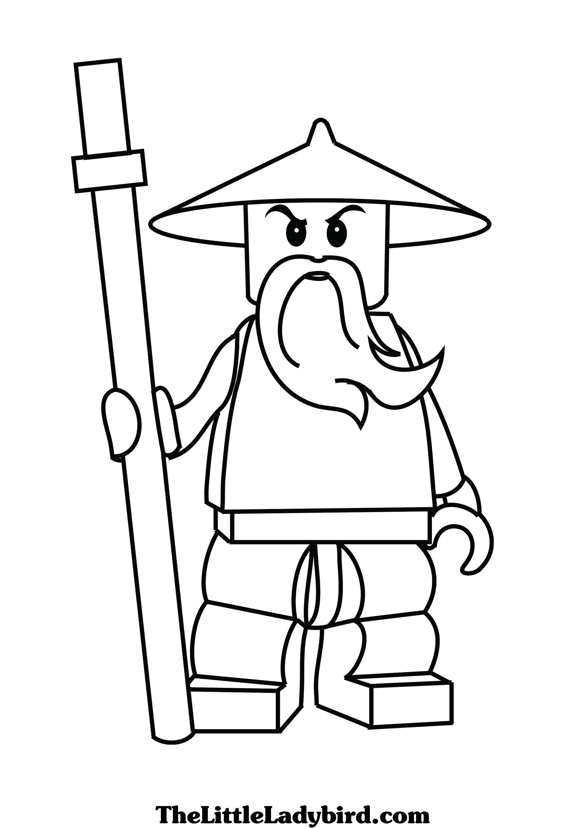 Ninjago coloring pages to color online - Lego Coloring Pages Lego Ninjago Printable Coloring Pages Online Create Coloring Book To Give As Party Favor