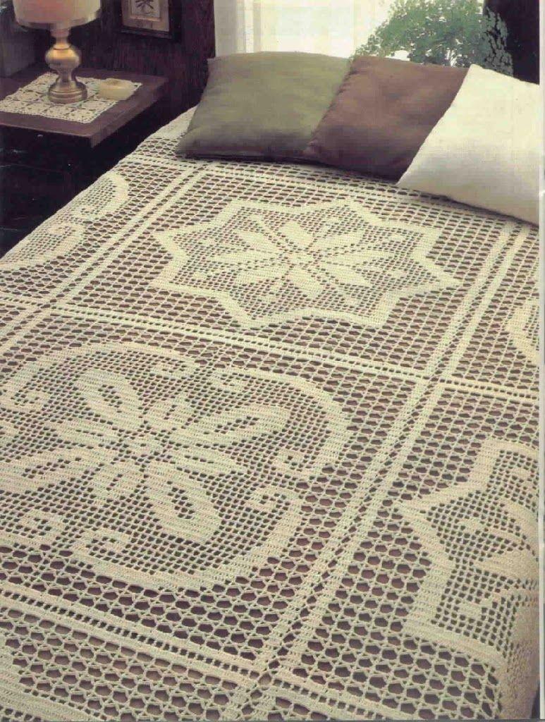 Lbumes web de picasa ganchillo colchas pinterest crochet patterns bankloansurffo Choice Image