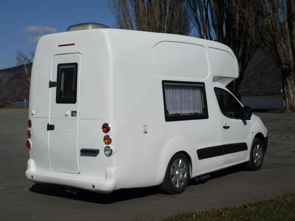 Minicamper: Dacia, Berlingo und Co – GeoCar bietet preiswerten