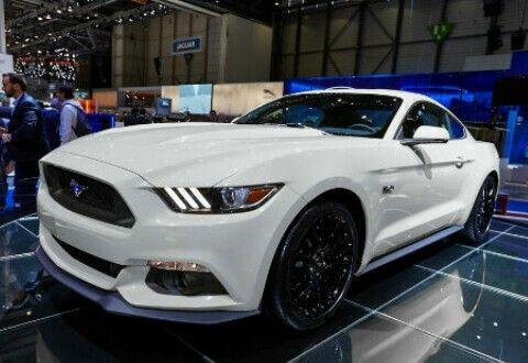 Ford Mustang 2015 Engine V6 V8 Optional Transmission Six Speed