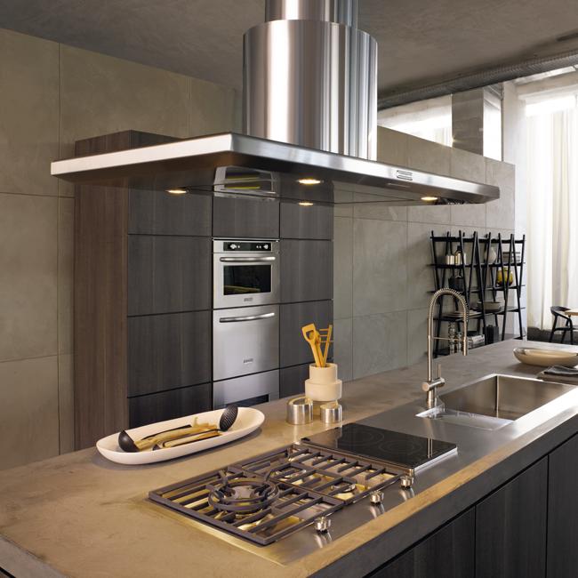 Kitchen Island 120cm architect hood island 120cm kcip 1210 851350615000-wer > hoods