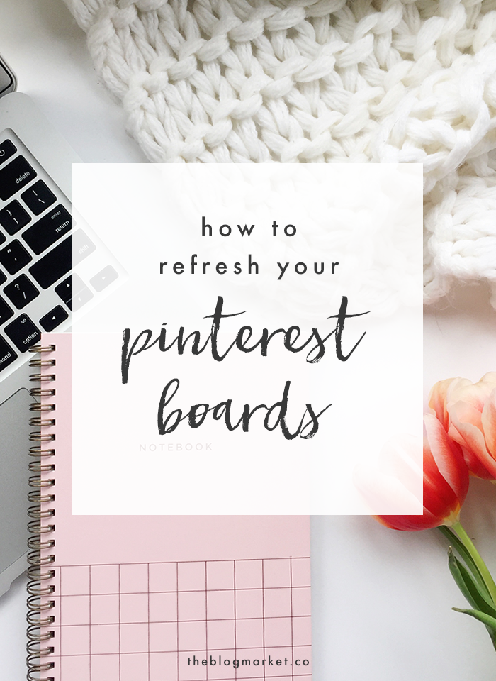 After refreshing my Pinterest profile, I felt way more inspired to use Pinterest in a more intentional way. I also noticed a rise in my Pinterest followers.