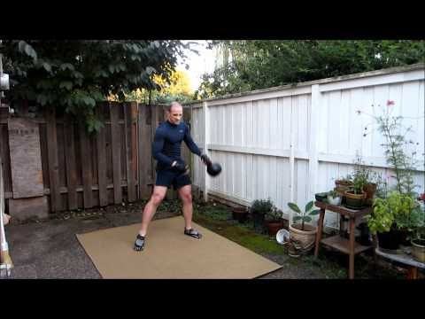 Kettlebell Moves: Figure 8 To Hold