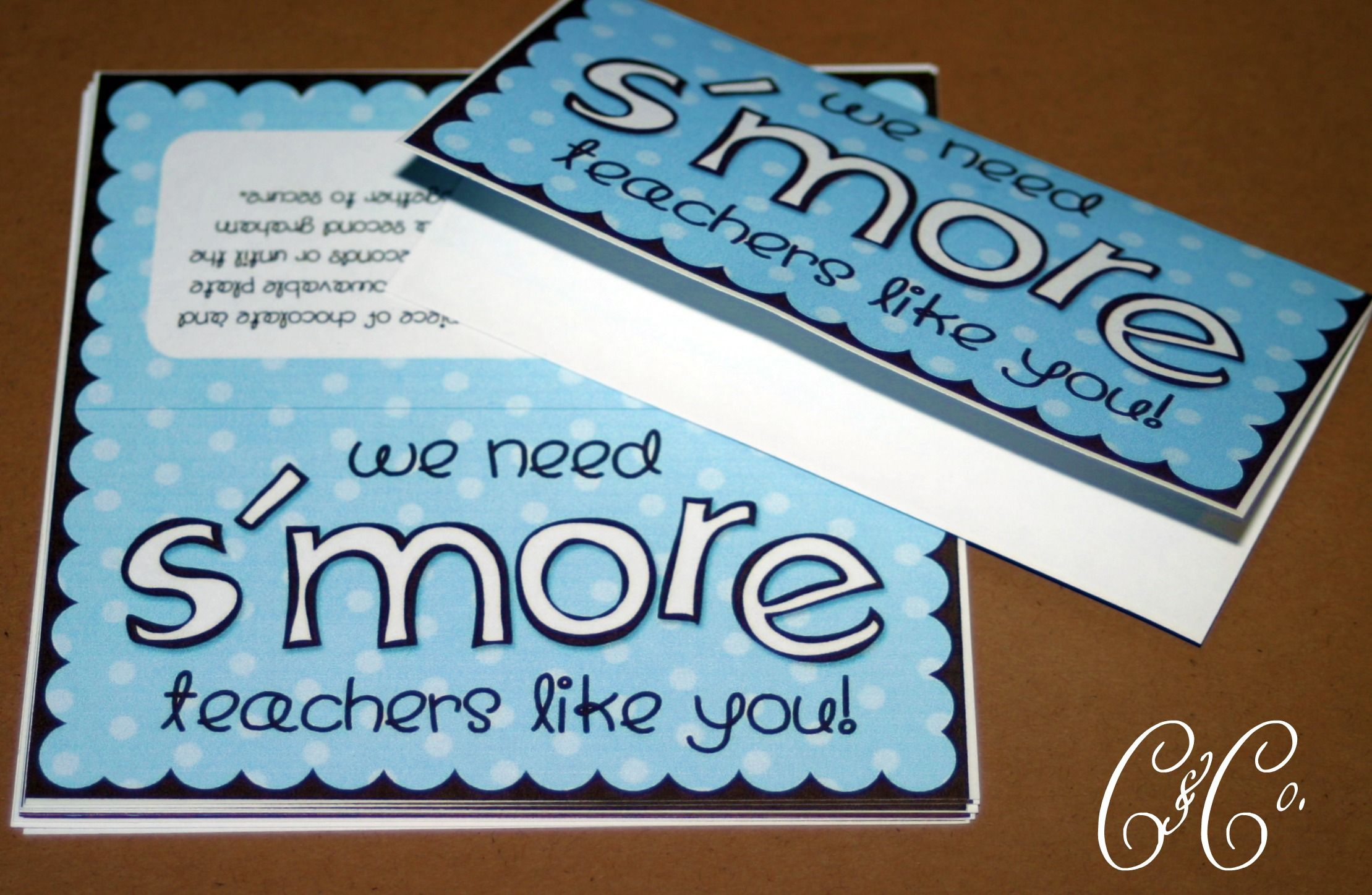 We Need Smore Teachers Like You | Teacher