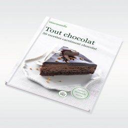 livre tout chocolat livres de recettes thermomix - Livres De Cuisine Thermomix