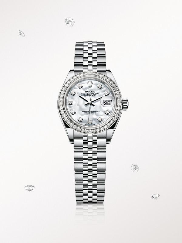 Rolex Lady Datejust 28 Rolex Watches Rolex Luxury Watches For Men