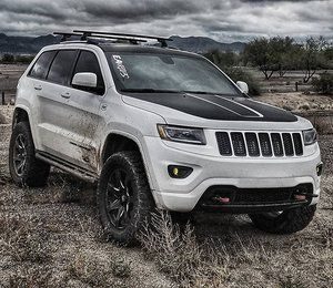 What Lurks Beneath 2014 Jeep Grand Cherokee Jeep Wk Lifted