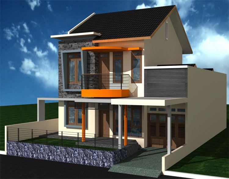 77 Gambar Arsitektur Rumah Minimalis 2 Lantai Terbaik