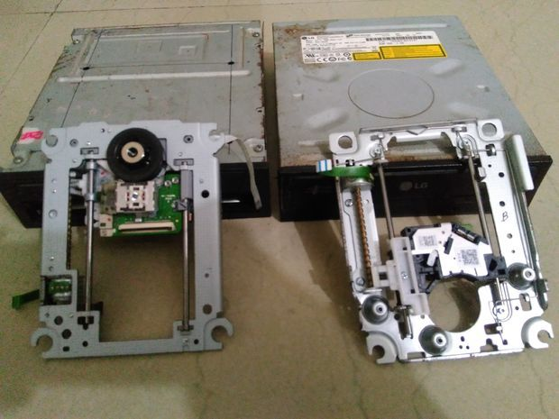 How to Make Mini CNC 2D Plotter Using Scrap DVD Drive