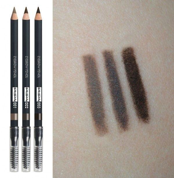 Pupa Eyebrow Pencil Waterproof 02 Makeup Pinterest Eyebrow