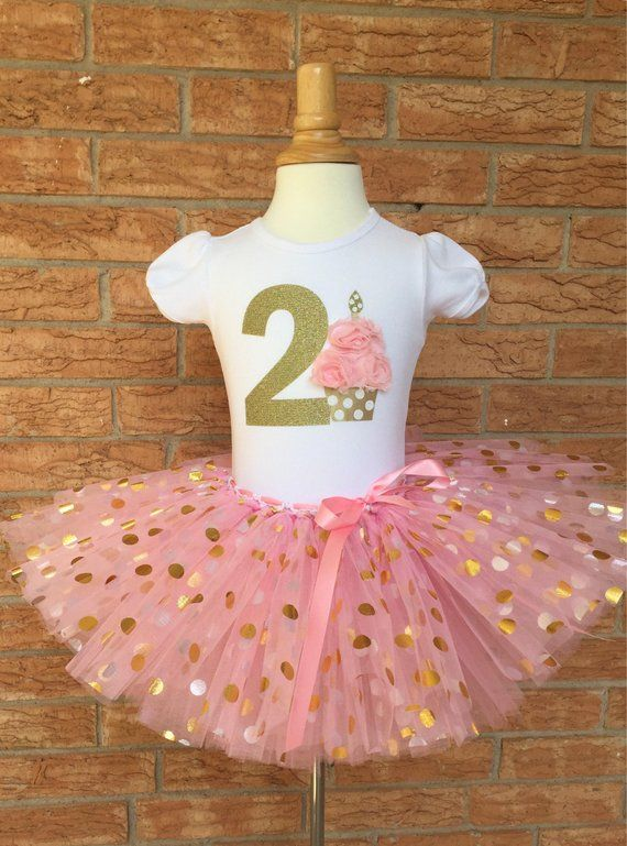 47b291f1e Second birthday outfit for girls