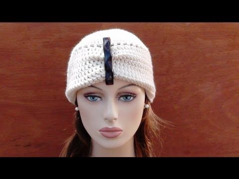 Oversized Crochet Beanie by Crochet Hooks You | gorros dama tejidos ...