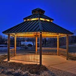 Garden kiosk designs buscar con google summer house for Garden kiosk designs