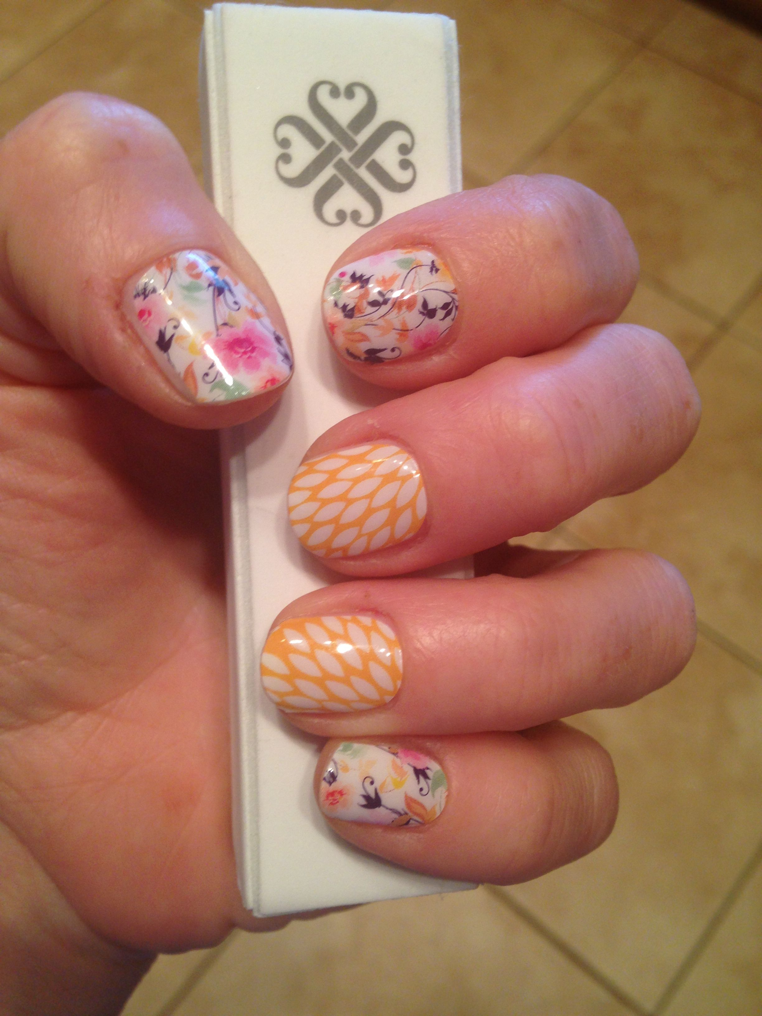 Fun Spring Nails! Sunday Brunch with Sunny Lotus   Fabulous Nails ...