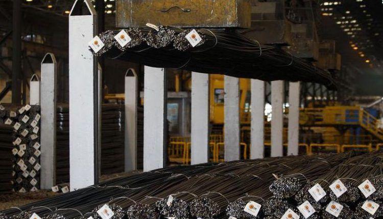 وزارة المالية بدء تحصيل رسوم حماية 25 على واردات حديد التسليح و15 على البليت جريدة حابي 25th