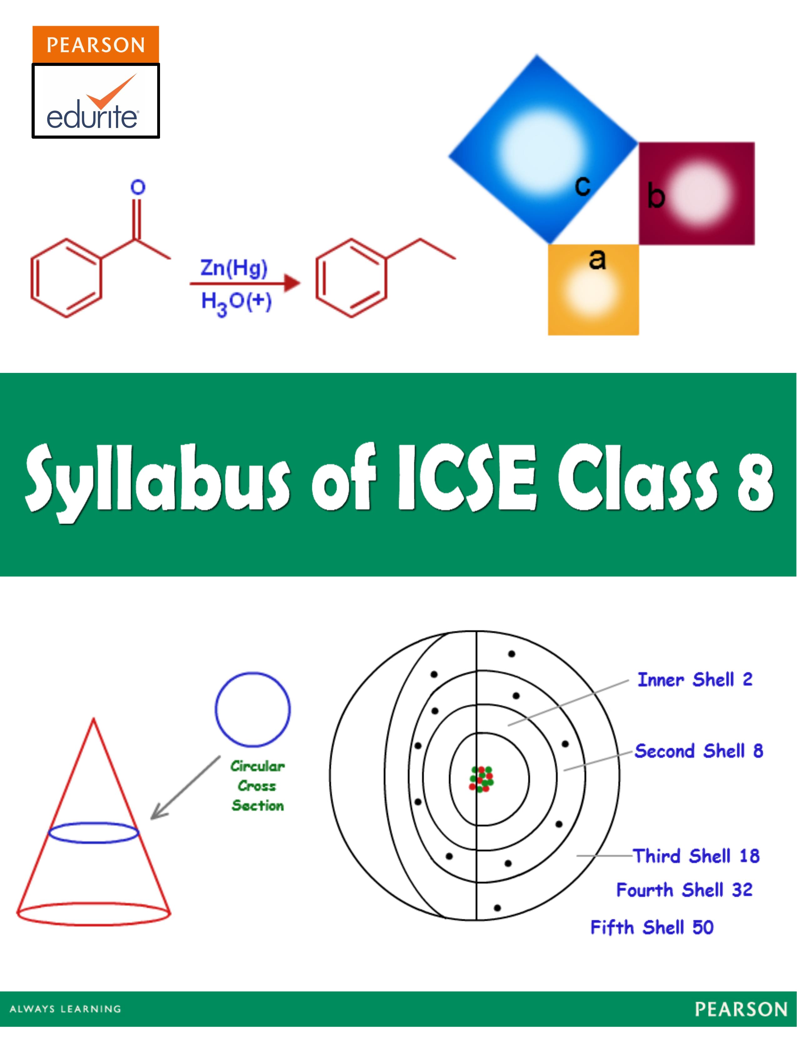 syllabus of icse class 8 - http://icse.edurite.com/icse-syllabus ...