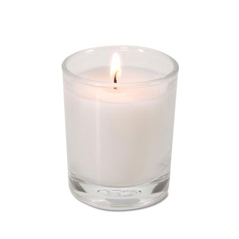 Clear Glass Votives With White Candle Candles And Accessories Home Decor White Votive Candles Candles Glass Votive