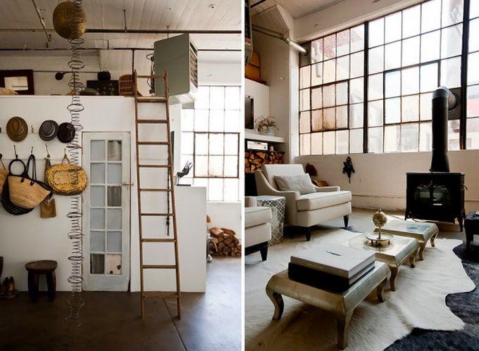 Pin by Kata Csige on INTERIOREXTERIOR Pinterest Lofts and Interiors