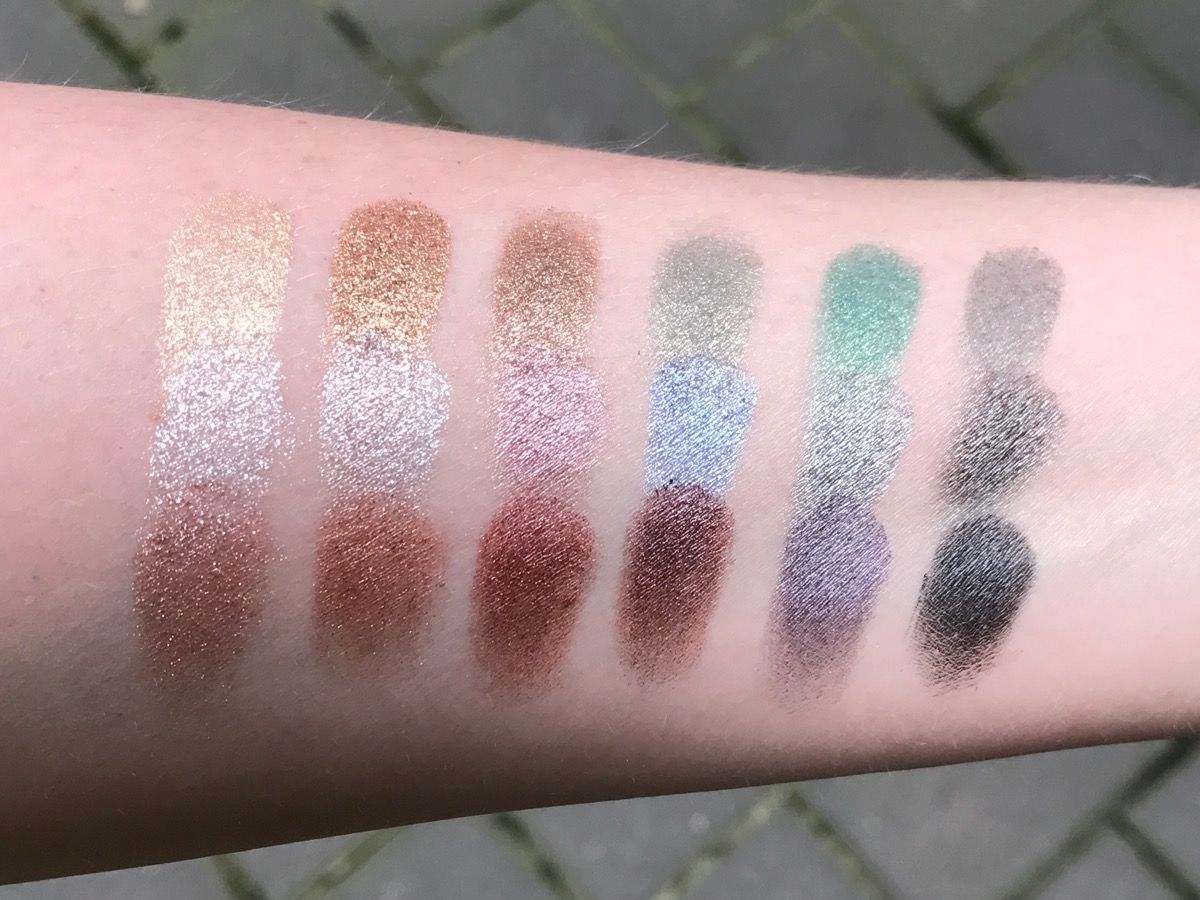Wild Child Baked Eyeshadow Palette by BH Cosmetics #6