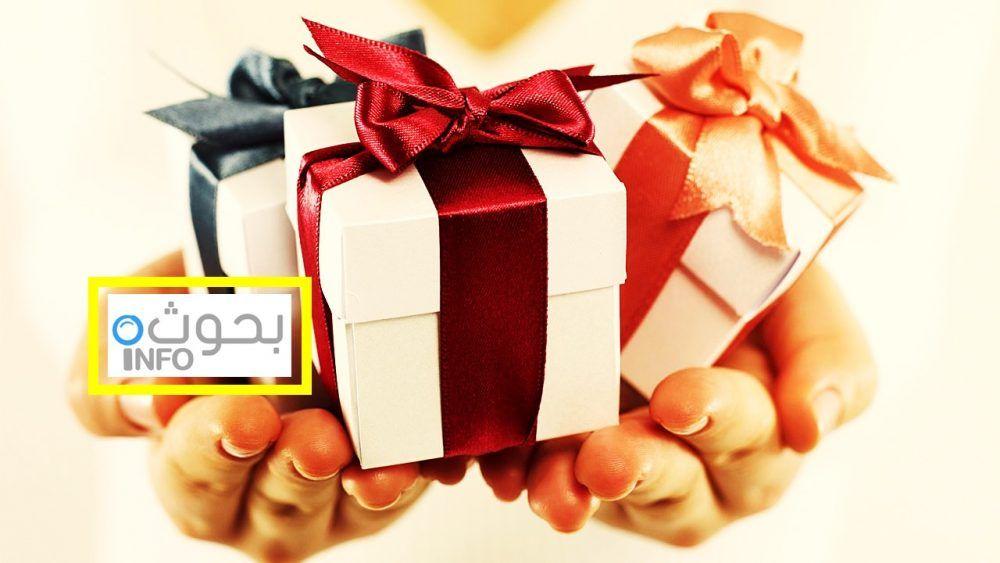 أفكار هدايا متنوعة لمختلف المناسبات تصنعها بنفسك أو تشتريها Gifts Gift Wrapping Info