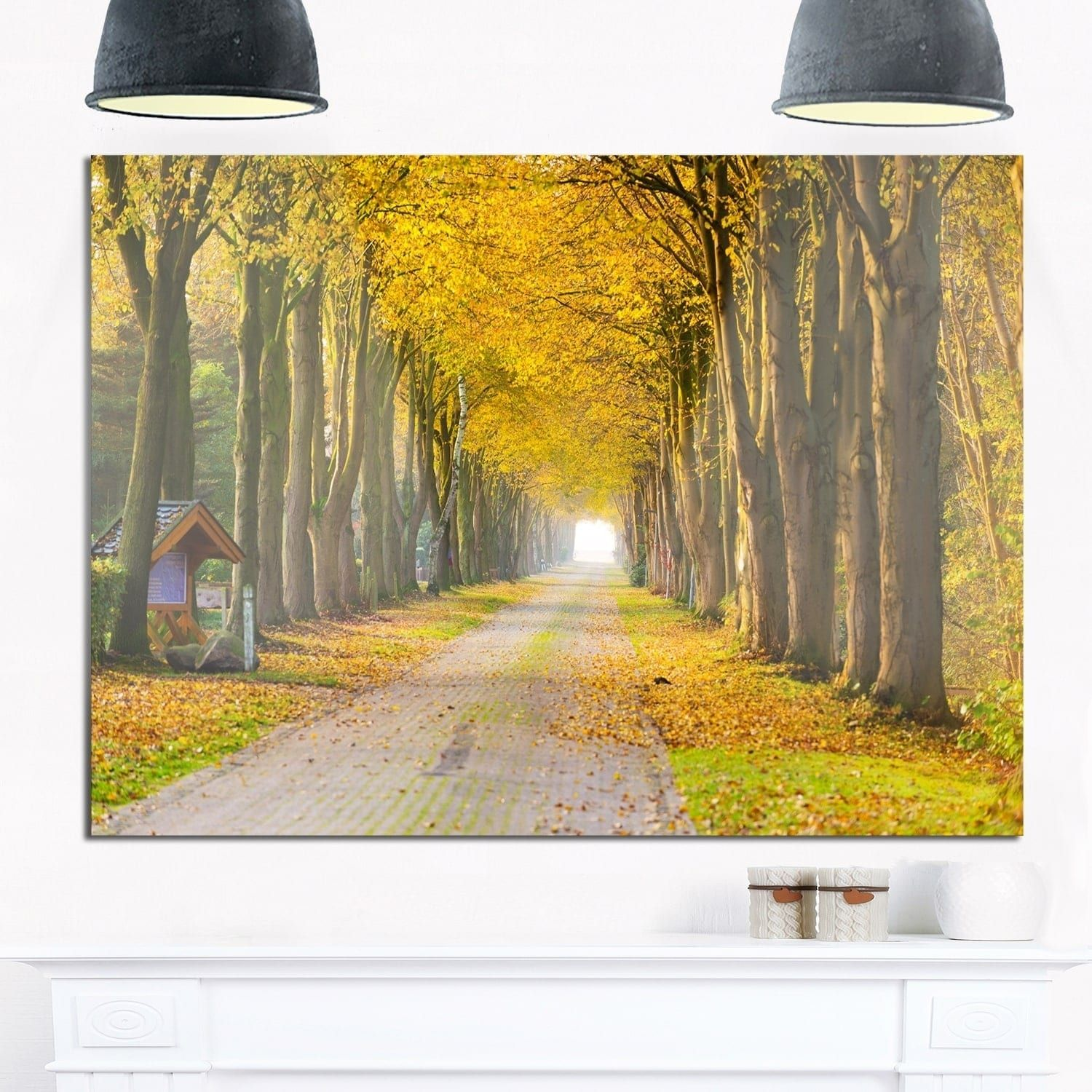 Magnificent Country Metal Wall Art Composition - Wall Art ...