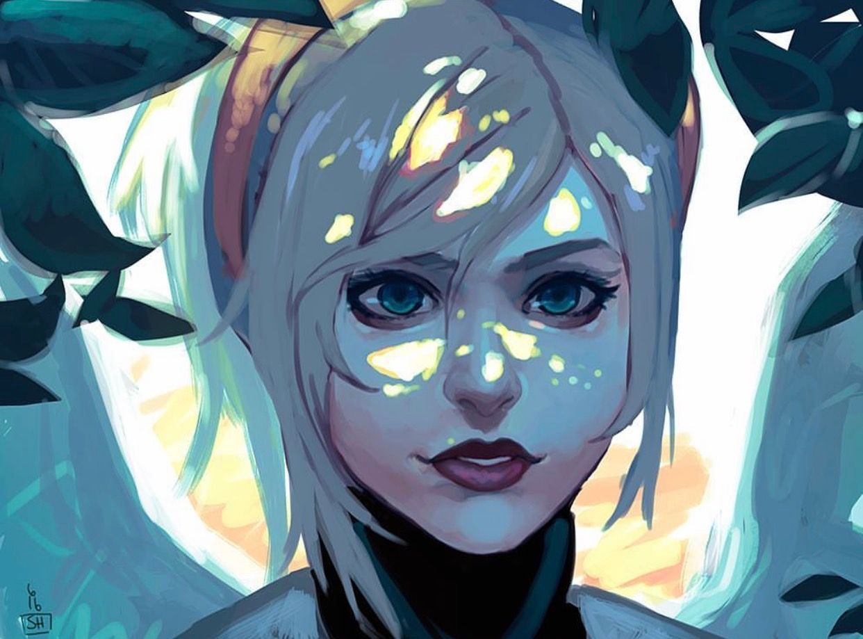 A Light In The Darkness Overwatch Comic Overwatch Fan Art Mercy Overwatch