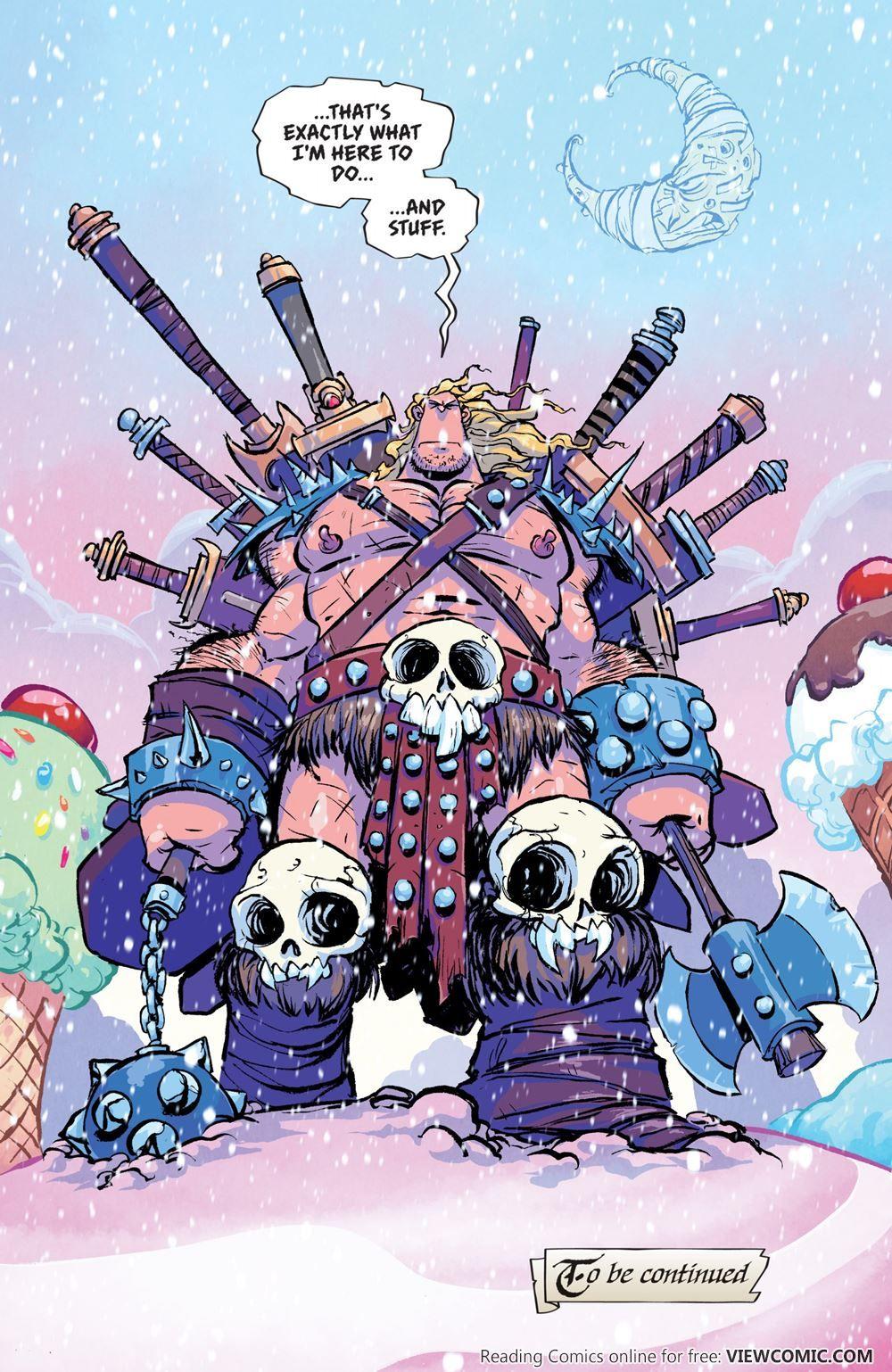 I Hate Fairyland 001 (2015) ……………………… | View Comic | Skottie