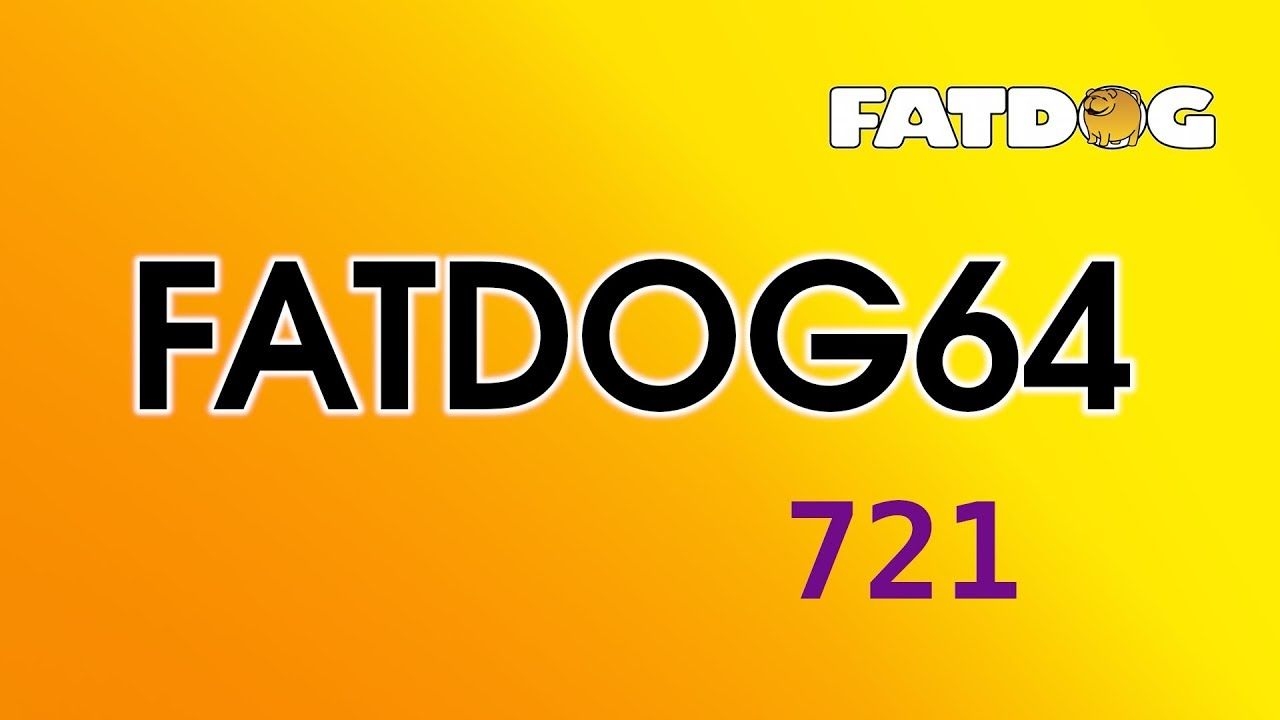 Fatdog64 721 Spot has a home and Compiz looks Smooth as Butter