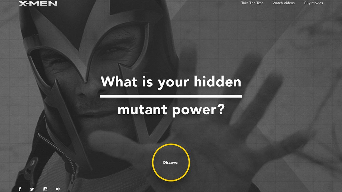 What is your hidden mutant power?