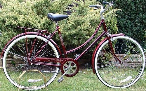 Vintage Raleigh Cameo Ladies Dutch Style Loop Frame Town Bike Retro Bicycle Raleigh Bicycle Vintage Bikes