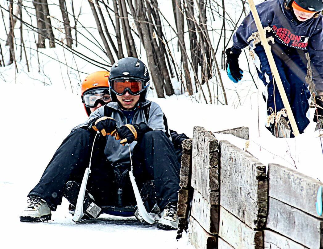 The UP has your Luge fun covered in 2020 Luge, Ski town
