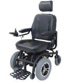 Trident Front Wheel Drive Power Chair 1800wheelchair Com Powered Wheelchair Power Chair Electric Wheelchair