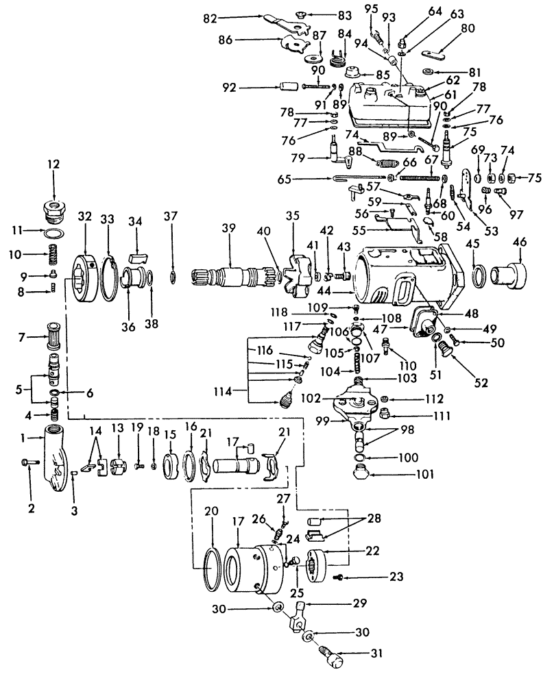 hight resolution of  09c01 fuel injection pump new holland part catalog