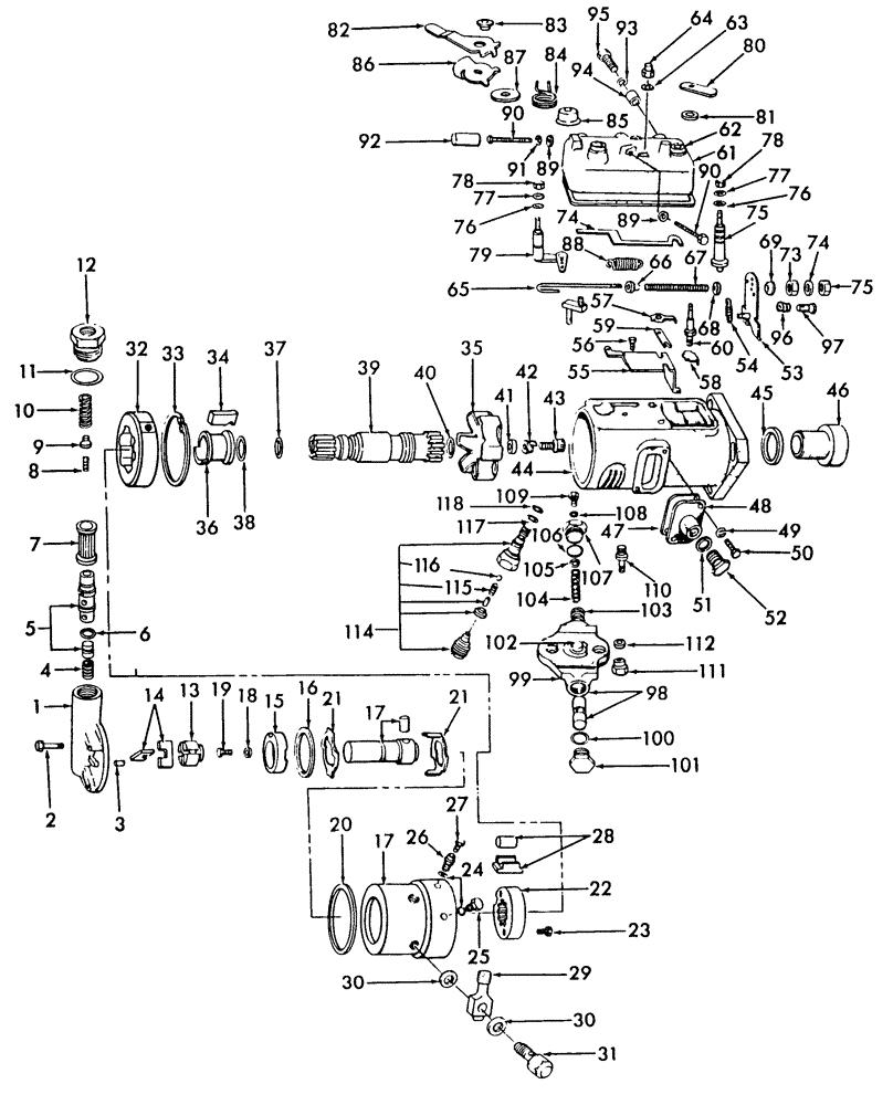 medium resolution of  09c01 fuel injection pump new holland part catalog