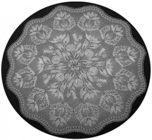 """Beyer Strickschrift H 5001/02 aka """"Pomegranate""""   Pinterest   Decken ..."""