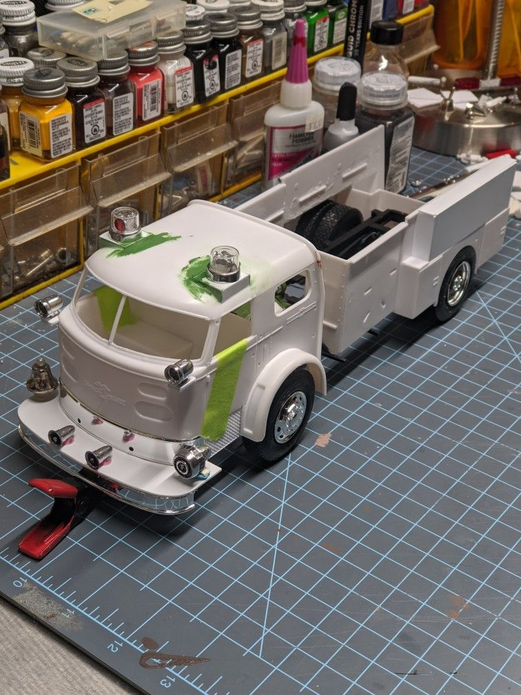Pin on KITBASHED MODEL FIRE TRUCKS
